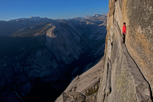 Alex Honnold Rock Face
